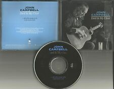 JOHN CAMPBELL Devil In My Closet w/ RARE EDIT PROMO Radio DJ CD single 1991 USA