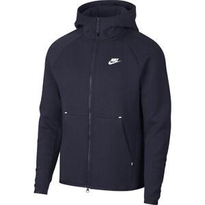 Nike Sportswear Tech Fleece Windrunner Jacket 928483 451 Dark Blue  XXL