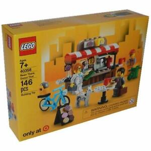 LEGO 40358 Bean There, Donut That