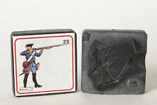Gußform für Zinnfiguren/ Zinnbrigade 23    Soldat   (114971)