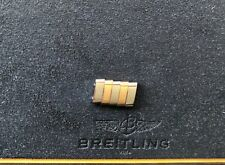 New Breitling link 18mm rose gold / steel for Chronomat 41 models CB0140 378C