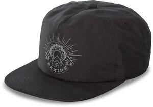 Dakine Women's Sunrise Ballcap 5 Panel Snapback Hat Black New 2019