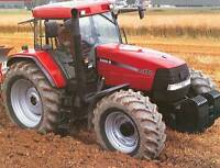 Case IH MX150 MX170 Series Tractors MX 150 170 Service Manual Repair Workshop CD