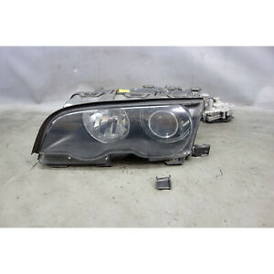 Damaged 2002-2006 BMW E46 M3 Left Driver's Factory Xenon Headlight Lamp OEM