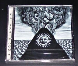 GOJIRA MAGMA CD SCHNELLER VERSAND NEU & OVP