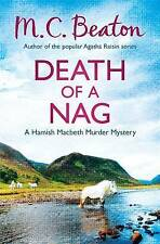 Death of a Nag by M. C. Beaton (Paperback, 2013)