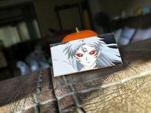Inuyasha Sesshomaru Rin Rumiko Kagome Kikyo Naraku Metal Badge Brooch Pin Demon