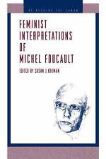 NEW Feminist Interpretations of Michel Foucault (Re-Reading the Canon)