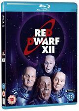 RED DWARF (2017): XII - TV SERIES 12 - Smeg Head! Sci-Fi Comedy NEW BLU-RAY UK
