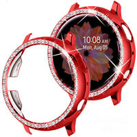 Diamond Watch Protective Case Cover For Samsung Galaxy Watch Active 2 40MM/44MM