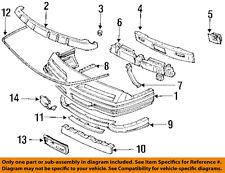 Pontiac GM OEM 91-96 Grand Prix-Grille Grill Left 10082761