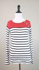 ANTHROPOLOGIE Le Phare De La Baleine sailor shirt, Large (runs small)