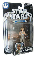 Star Wars Trilogy Collection Luke Skywalker Dagobah Swamp #01 Figure - (Upside D