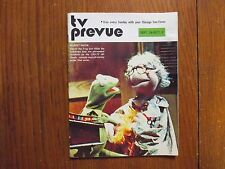 Sept.  26, 1976 Chicago Sun-Times TV Prevue Mag(KERMIT  THE FROG/THE MUPPET SHOW