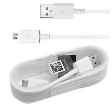 GENUINE ORIGINAL SAMSUNG GALAXY TAB 3 4 FAST CHARGER USB CABLE 1.5M WHITE