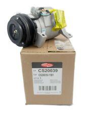 OEMDelphi A/C Compressor Fits 02-10 GM TRUCKS CS20039