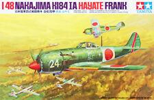 "Tamiya 61013 Nakajima Ki-84-I-A Hayate ""Frank"" 1/48"