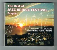 ♫ RUDOLF MAZAC - BEST OF JAZZ BRIDGE FESTIVAL PRAGUE - 2 CD SET TRÈS BON ÉTAT ♫