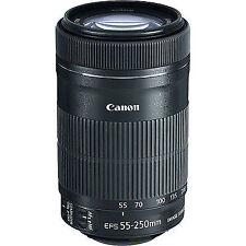 Canon EF-S 55-250mm Camera Lenses