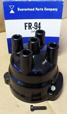 GP FR-94 Distributor Cap C181 For Ford Merc 74-76 Has Brass-Copper Contacts USA