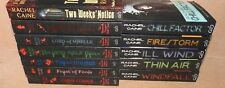 Rachel Caine - x12 Fantasy Book Bundle - Morganville Vampires / Weather Warden
