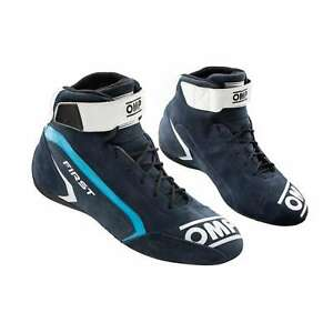 OMP FIRST MY21 Racing Shoes Blue (FIA ) s. EUR 43