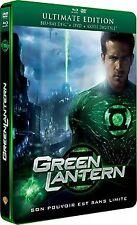 GREEN LANTERN blu ray Steelbook - 2 disc set ( NEW )