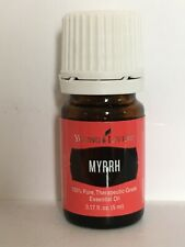 Young Living Essential Oils Myrrh 5ml Authentic and New