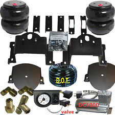 Air Helper Spring Tow Kit Chassis Tech 2011-2016 Chev GMC 2500 3500 Manage DC100