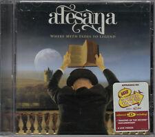 Alesana - Where Myth Fades To Legend CD 2008 Rock Emo