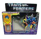 Vintage G1 Transformers Powermasters - Darkwing *100% Complete W/ Vintage Box* For Sale