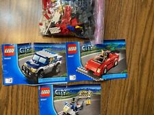 LEGO City High Speed Chase (60007)~Lego Playset~Police, Criminal~Boy or Girl