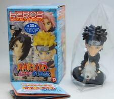 Plex Popy Naruto Shippuden Ninja Mini Big Head Chara Petit Figur AKAMARU Kiba