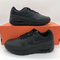 Nike Air Max 1 G Triple Black Spikeless Golf Shoes [AQ0865-007] Women's Sz 7