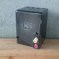 Interruptor de luz industrial Vintage Interruptor Encendido Apagado seccionador