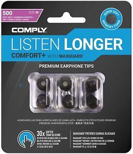 Comply Comfort Plus TSX-500 Memory Foam Earphone (Large)