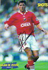 Arjan De Zeeuw (Barnsley) signed picture