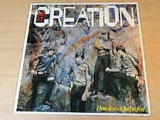 EX -/EX!!! la création/How Does It Feel To Feel/1998 Get Back LP/180 Gram