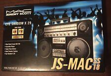 MAC X Jeremy Scott Lo Fi Eyeshadow Palette Boom box NEW