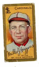 1909 T205 Gold Border Miller Huggins - St. Louis Cardinals, Good Condition