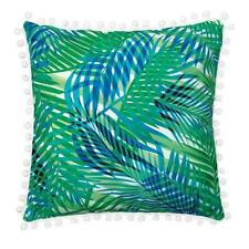 Avon Palm Leaf Chic Pillow Cover 16x16in NEW