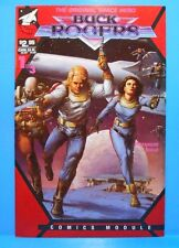 BUCK ROGERS (COMICS MODULE) #1 of 10 1990/1991 TSR Inc. Uncertified COMPLETE
