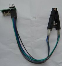 programmer online on circuit adapter IC Clip for sop8 chip,24**,93**,25**-EA57