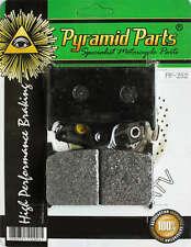 Front brake pads for Yamaha FJR1300 01-05
