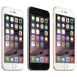 Apple iPhone 6 - 16GB 64GB 128GB - Gray | Gold | Silver - Unlocked - Smartphone