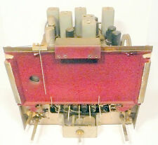 CAPEHART 21M2FM RADIO / PHONO * part:  Untested RADIO CHASSIS w/ 11 TUBES