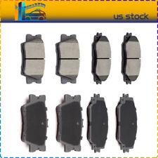 BRAND NEW SEI REAR BRAKE PADS 100.08620 D862 FITS 01-05 TOYOTA RAV4