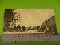 Foto Postkarte Ansichtskarte Serbien 1915 Kirche Smederevo Смедерево Semendria