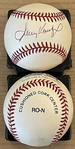 SANDY KOUFAX LICENSED BECKETT AUTHENTICATED SIGNED NEW NATIONAL LEAGUE BASEBALL