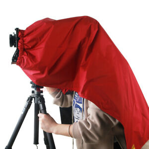 Professional Dark Cloth Focusing Hood For 4x5 / 5x7 / 8x10 Large Format Camera